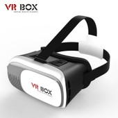 VR Reality 3D Video Glasses Movie Game Headmount pour 3,5 6,0