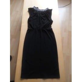Robe De Soir�e G�mo Noir