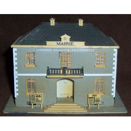 Mairie (Maquette)