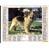 Almanach Du Facteur 1990 - D�partement 15 (Cantal)