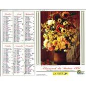 Almanach Du Facteur 1993 - D�partement 15 (Cantal)