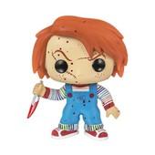 Chucky, La Poup�e De Sang Pop! Vinyl Figurine Bloody Chucky Exclusive 9 Cm