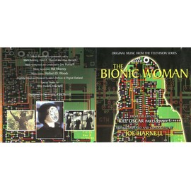 the bionic woman - super jaimie - kill oscar parts 1 and 3 - ORIGINAL MUSIC FROM THE TELEVSION SERIES