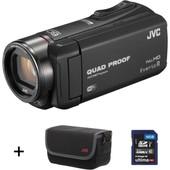 Camescope JVC GZ-RX615 noir Pack SD 16Go