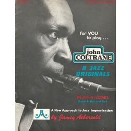 Jamey Aebersold John Coltrane Vol 27