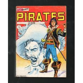 Pirates Album Relie N�11 Avec Pirates 58 59 60