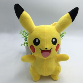 Mignons Jouets Peluche De Pokemon Go Pikachu Poup�e Farcies Cartoon Animal Cadeau Pour Enfant B�b� Gar�on Fille 22cm