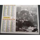 Almanach Du Facteur 1995-D�partement 77(Seine & Marne)