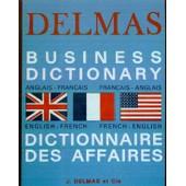 Dictionnaire Des Affaires - Anglais-Fran�ais, Fran�ais-Anglais de Editions J. Delmas Et Cie