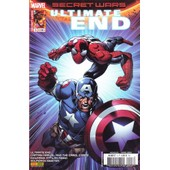Ultimate End + Captain Marvel & The Carol Corps + Inhumans : Attilan Rising + Squadron Sinister :