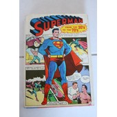 Comics Superman From The 30's To The 70's de dc comics