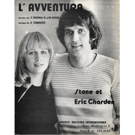 Stone et Eric Charden    L'aventura