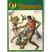 Super Tarzan 20-21-22 Album N� 7
