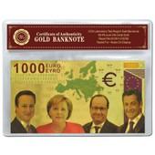 Billet De Collection De 1000 Euros
