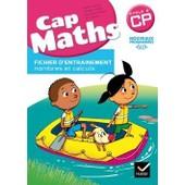 Cap Maths Cp Fichier D'entrainement Nombres Et Calculs de Roland Charnay