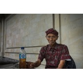 Indonesian Old Man
