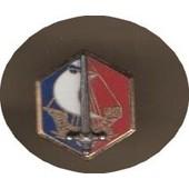Pin's Militaire Military Ep�e Bateaux Voilier Drakkar ? Zamac Fraisse Paris Superbe Petit Pin's Ref 1657