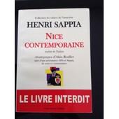 Nice Contemporaine de Henri Sappia