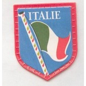 Ecusson Publicitaire, Caf� Maurice : Italie