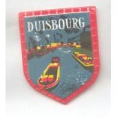 Ecusson Publicitaire, Caf� Maurice : Duisberg