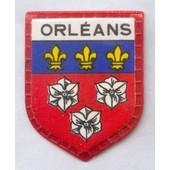 Ecusson Publicitaire, Caf� Maurice :Orleans