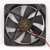 Yate Loon 140mm Fan, Medium Speed