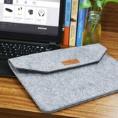 Savfy 13,3 Pouces Sacoche Pour Ordinateur Portable Macbook Air/ Retina Macbook Pro/ Ipad Pro/Sac De Protection,Gris