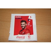 Stickers Coca Cola Euro 2016 N� Lloris