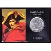5 Francs R�publique Napol�on T�te Laur�e 1808 A