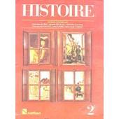 Histoire Seconde - Edition 1987 de Jacques Marseille
