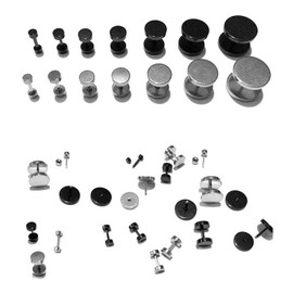 pas cher faux ecarteur oreille 94 produits jusqu 39 70 de r duction. Black Bedroom Furniture Sets. Home Design Ideas