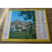 Almanach Du Facteur Ann�e 1993: Plan Et Cartes Du Finist�re ( 29)