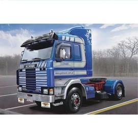 Maquette camion : Scania 143M Topline 4x2