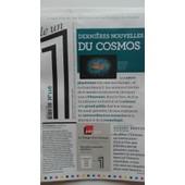 Le 1 Hebdo N�116 - Derni�res Nouvelles Du Cosmos
