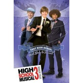 High School Musical Poster - 3, Les Gar�ons (91x61 Cm)