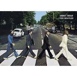 The Beatles Poster - Abbey Road (61x91 cm)