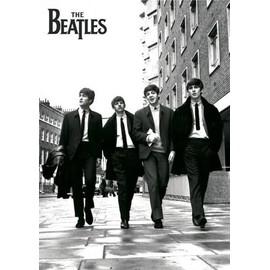 The Beatles Poster - Fab Four À Londres (91x61 cm)