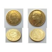 40 Francs Or Napol�on Empereur