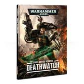 Warhammer 40,000 ( 40k ) - Codex : Deathwatch