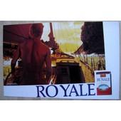 Publicit� Papier - Allumettes Royale De 1986