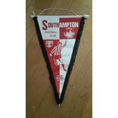 Fanion Foot - 1er League - Southampton - Wembley - League Cup 1979