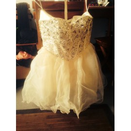 Robe De Mari�e Robe Bal Robe De Princesse Pour Le Bal Polyamide 40 Blanc Cass�