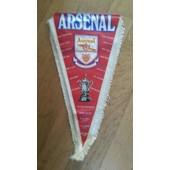 Vintage Arsenal Fanion / Pennant