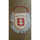 Saint- Omer Fanion Vintage Recto Verso