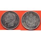 Je Vens Une Piece De 5 Franc Napoleon Iii De 1869