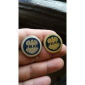 Lot 2 Pin's Police