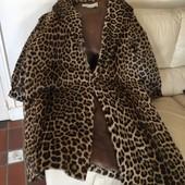 Manteau Fourrure Leopard