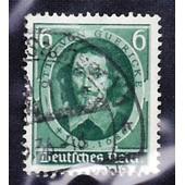 6 Pfennig 1936 Otto Von Guericke (Deutsches Reich)