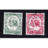 Lot 6+12 Pfennig 1934 Friedrich Von Schiller (Deutsches Reich)
