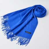 Ysf� Femmes Cachemire Echarpe Bleu Marine 2 M�tres Longue Echarpe Sauvage Chaud Ch�le